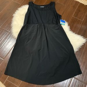 NWT Columbia Omni-Wick Black Plus Size Dress